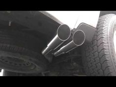 Gibson Dual Sport Stainless Steel Cat-back Exhaust - Avalanche - YouTube
