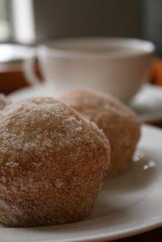 sweet, cinnamon, donut muffin, muffin tins, butter, breakfast bites, baking, recip, dessert