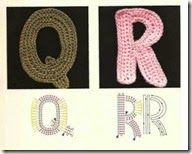 alphabet 8 crochet craze, crochet gift, crochet idea, complemento crochet