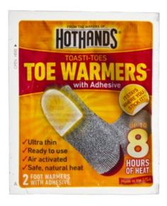 HeatMax® HotHands® Toasti Toes® Air-Activating Foot Warmers | Bass Pro Shops