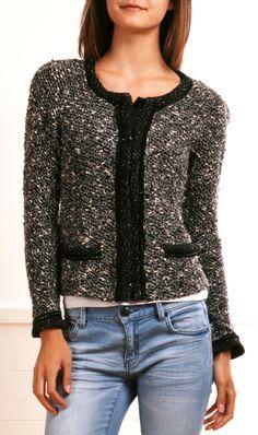 Cute Cropped Sweater