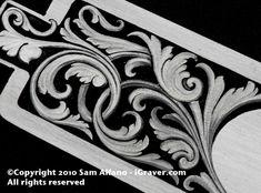 Sam Alfano, engraver - Firearms Engraving