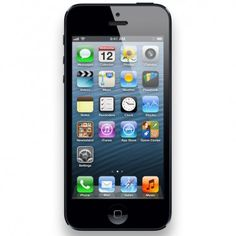 #iPhone 5 #16GB #4G #LTE #Black #AED:2499 #dubai #abudhabi #uae #dealpuss
