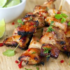 Key West Grilled Chicken