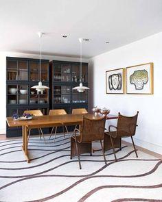 . #modern dining room