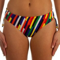 'Funkita' San Fran Summer Separates Ladies Tie Detail Brief. Sale $23.97