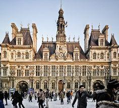 Paris Xmas / Paris Christmas / Paris Noel.