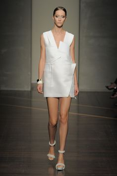 Gianfranco Ferré RTW Spring 2013 - Runway, Fashion Week, Reviews and Slideshows - WWD.com