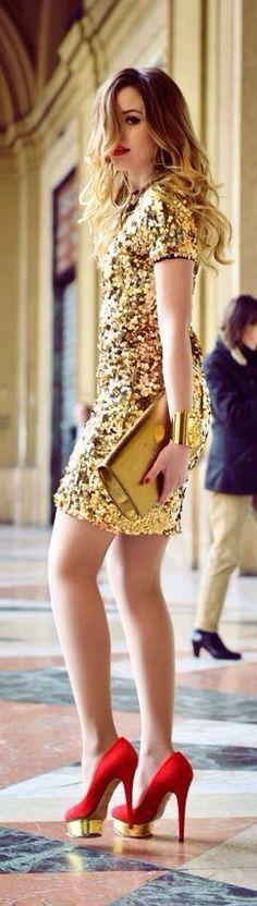Dress + Shoes
