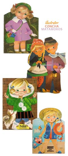 Mis cuentos de niña by Matamoros