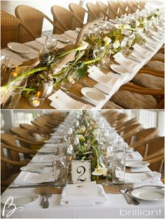of table  lily, driftwood, made calla runner  wedding Organic out table runner  watermelon succulents