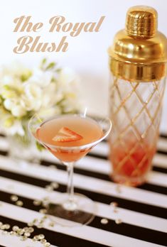 the royal blush cocktail coco+kelley1