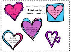 I Love Words - Dictionary Skills Freebie   # Pinterest++ for iPad #