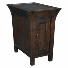Have to have it. Hammary Urban Flair Rectangular Chairside Table - $580 @hayneedle.com