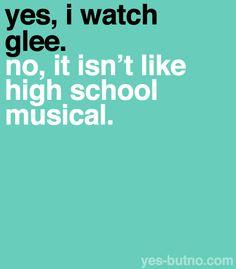 Love Glee!!