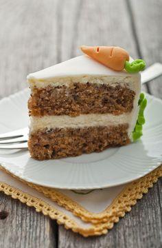 Classic Dessert Recipe: Carrot Cake