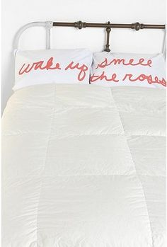 would love this on my bed