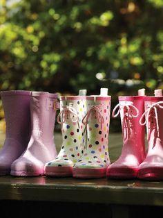 ~springtime boots for the springtime rain!~