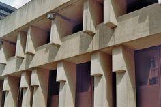 Modular Concrete Structure