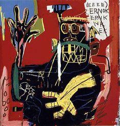 Jean-Michel Basquiat - Untitled (Ernok)