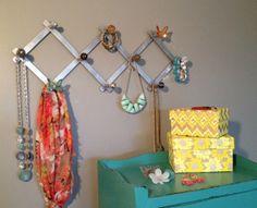 Decorative Jewelry Storage by 2happygrlzdesign on Etsy, $35.00