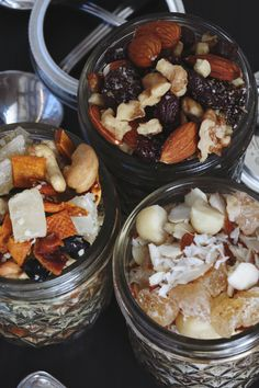 3 Unexpected Trail Mix Combinations To Fuel Your Next Hike | Free People Blog #freepeople