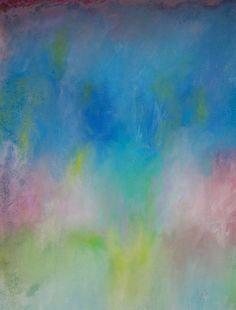 "Saatchi Online Artist: Maria Mann; Mixed Media, Painting ""LIGHTNESS"""