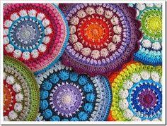 Mandala Potholders