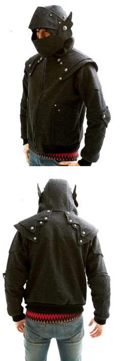 Excalibur Medieval Knight Hoodie. This is more manly but it looks really comfy