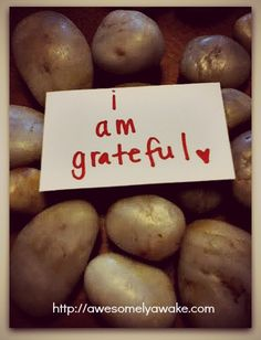 Got gratitude? Sometimes life is a matter of perspective. | via Awesomely Awake