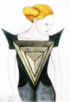 (Un)fold Casentino, eco fashion inspired by origami