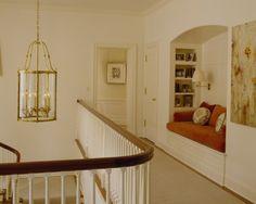 Hallway plus nook