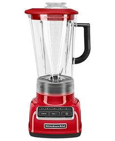 Hit skip on all that arduous prep work hassle and leave it to the KitchenAid 5 Speed blender. It takes on and tackles the toughest and most stubborn ingredients with seamless precision and ease!