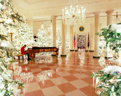 Image detail for -White House Christmas 2004)