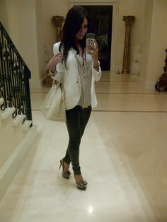 Jennifer Stano's Blog - love the outfit