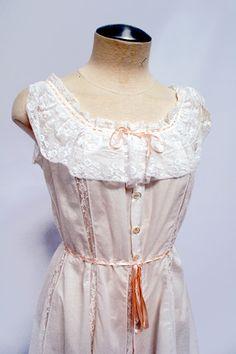 Reproduction combination garment