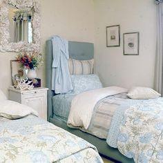 50 Colorful, Cozy Spaces   Soft and Serene   CoastalLiving.com
