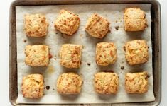 Herby Provolone Scones photo
