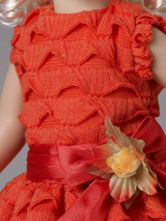 Peachy Keen Patsy®  #pinned #details #dollchat ^kv - Patsy Collection - 2013 #FallRelease