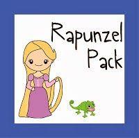 Rapunzel (Enredados): Libro de Actividades para Imprimir Gratis.
