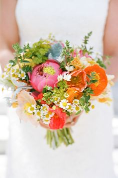 Gorgeous colors    Floral Design by hollyflora.com