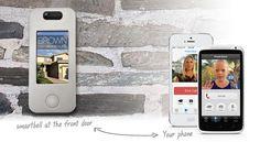 The Smartbell is a Doorbell Connected to Your Smartphone #doorbells trendhunter.com