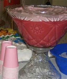 How To Create Your Own Unique PARTY PUNCH Recipe