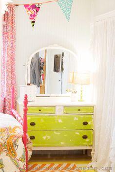 LOVE that dresser!