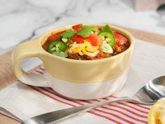 Game Day Chili Recipe : Geoffrey Zakarian : Food Network - FoodNetwork.com