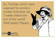 More Twinkie humor