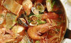Ensopado de peixe do Jamie Oliver - Receitas - Receitas GNT