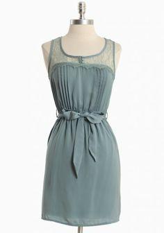 A light cool summer dress