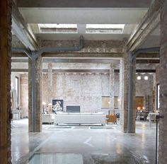 industrial loft ... home