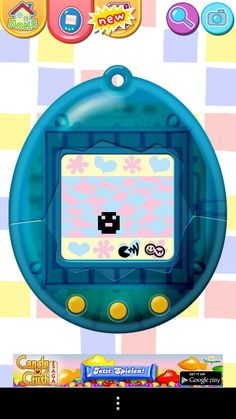 Tamagotchi - oh good heavens I loved this thing. essential 90s toy haha